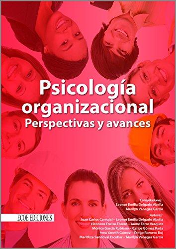 Psicología organizacional (Spanish Edition)