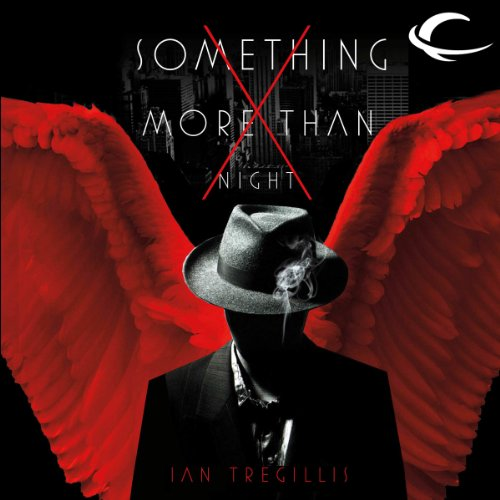 Something More Than Night audiobook cover art