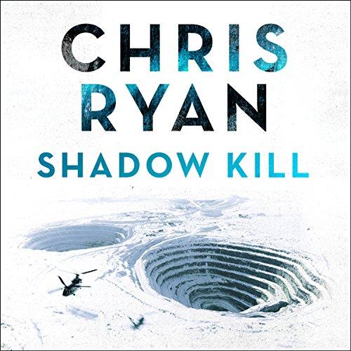 Shadow Kill audiobook cover art
