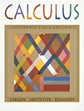 By Ron Larson - Calculus with Analytic Geometry, Alternate: 6th (sixth) Edition