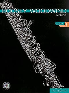 The Boosey Woodwind Method: Flute - Book 1 (Boosey Woodwind and Brass Series)