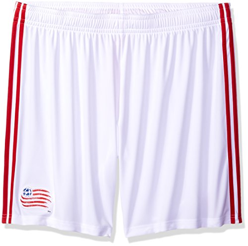 MLS New England Revolution Men's Replica Shorts, XX-Large, White