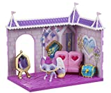 Animal Jam Princess Castle Den With Limited Edition Fancy Fox Playset