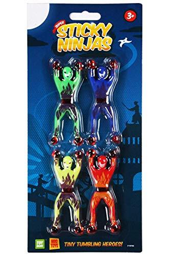 Hiro Toys Ninja Tumbling Fenster Kletterer