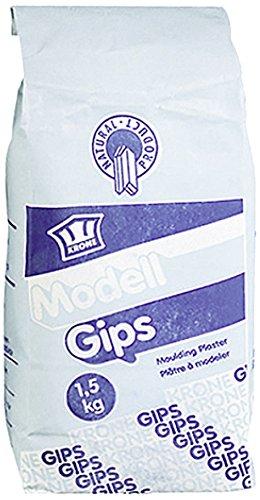 Kars Modellierpflaster 1,5 kg Weiß