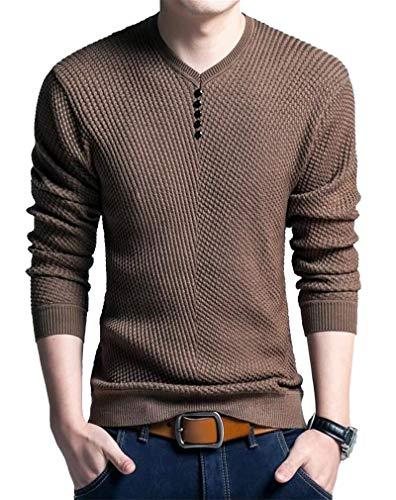 J.STORE [ジェイストア] Vネックボタン おおきい size サイズ 柔らかい ぬくい 袖あり 長い 私服 高く 高見え たかみえ じょうひん いけめん風 しごと 綺麗 上品 イケメン カッコ良く 仕事着 モテ 食事 食事会 休日 ヘビロテ トレンド 着こなし おしゃれに 良い 良くワンランク 上 ビジネスマン 普段着 おとなの オトナノ Vネックライン J20 ベージュ 2XL