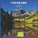 Colorado Nature Calendar 2022: Official US State Colorado Calendar 2022, 16 Month Calendar 2022