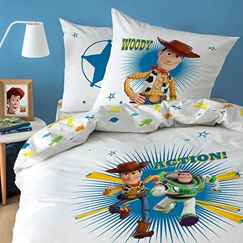 Disney Parures de lit, Blanc, 140 x 200 cm