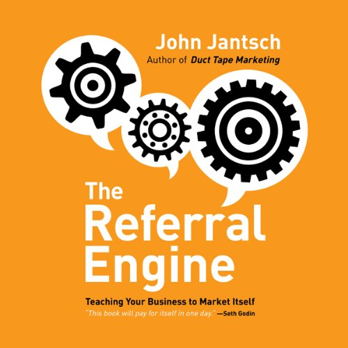 The Referral Engine audiobook cover art
