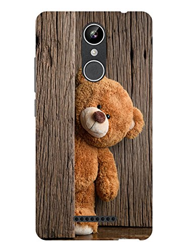 TREECASE Designer Printed Soft Silicone Back Case Cover For Xolo Era 2X