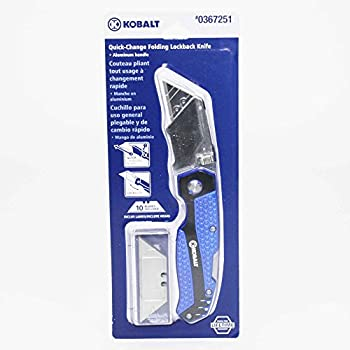 Best kobalt knife and box cutter Reviews