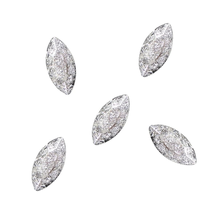 永久に貧困敬の念Bonnail×RieNofuji Diamant blade Silver