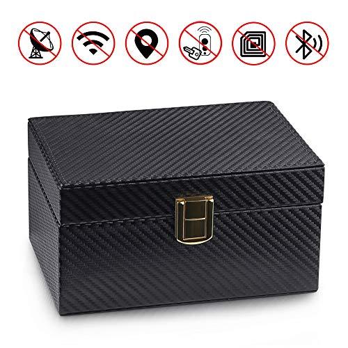Smart Key, Radio Signal Shielding Case, Radio Blocking, Relay Attack Countermeasure, Box Box, Smart Key, Radio Wave Interlocking Relay Attack Prevention, Key Case, Anti-theft Car Security