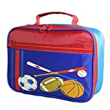 Insulated Lunch Box Bag Picnic Zipper Organizer Lunch Tote Bag for Adults Kids