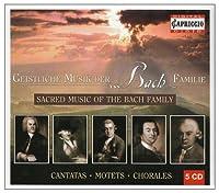 Sacred Music of Bach Family