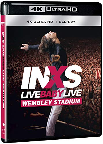 Live Baby Live [4K UHD Blu-ray + Blu-ray]
