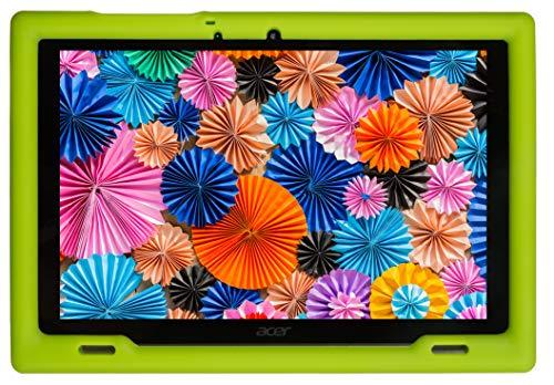 BobjGear Bobj Funda Resistente para la Tableta (25.7) Acer Iconia B3-A50 (Verde)