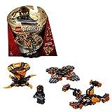 LEGO 70662 Ninjago Spinjitzu Cole (Descontinuado por Fabricante)