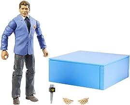 WWE Mr. McMahon Elite Series 70 Mattel Action Figure Multi