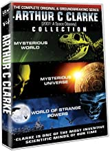 Arthur C Clarke Collection Mysterious World, Mysterious Universe, World Of Strange Powers