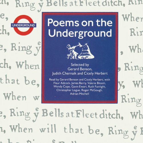 Poems on the Underground cover art