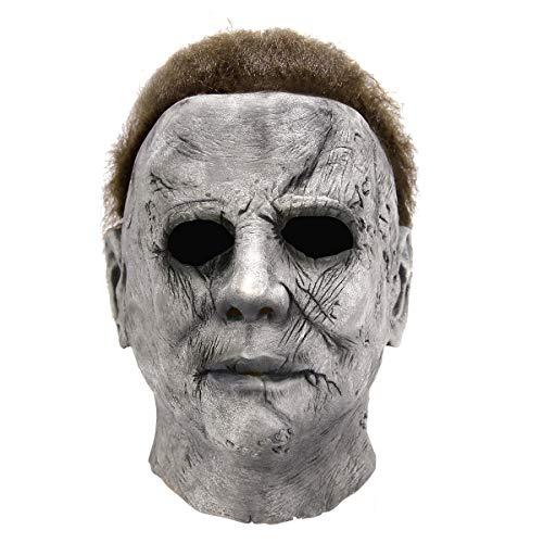 Townshine Halloween Michael Myers Mask,...