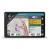 """Garmin dēzl LGV1000 MT-D – LKW-Navi mit riesigem 10,1"""" (25,7 cm) HD-Touchdisplay & vorinstallierten 3D-EU-Navigationskarten. Digital Traffic DAB+, Multimedia-System, Warnhinweise, Parkplatz-Finder"""