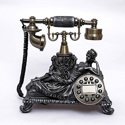 LXYFMS teléfono Creativo y Antiguo de Moda Retro
