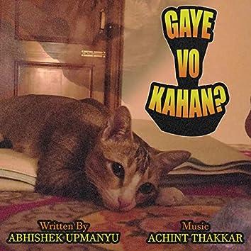 Gaye Vo Kahan?