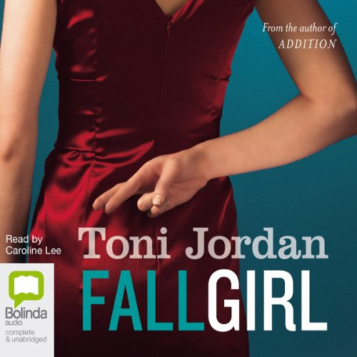 Fall Girl audiobook cover art