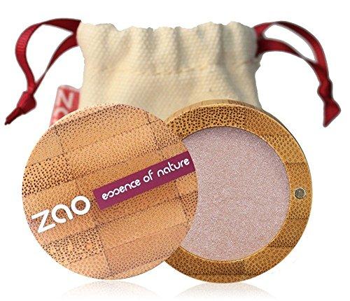 Zao Organic Makeup - Matte Eye Shadow Golden Pink 204 - 0.11 oz. by ZAO essence of nature