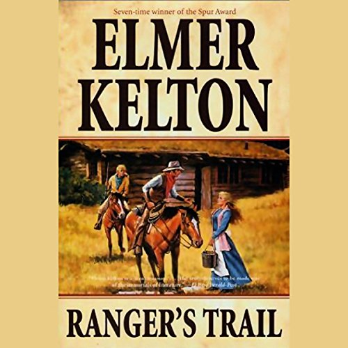 Ranger's Trail audiobook cover art