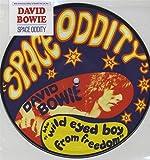 """Space Oddity - 7"""" Picture Disc 40th Anniversary [Vinilo]"""