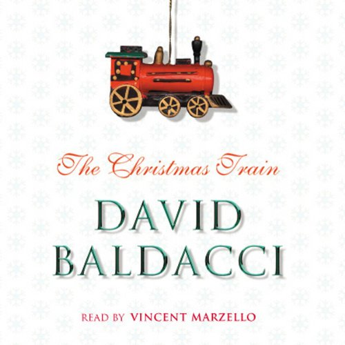 The Christmas Train audiobook cover art