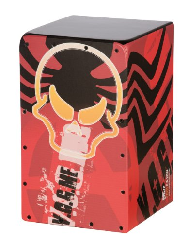 VOLT 912 Cool Cajon - Angry Red Planet