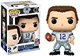 Funko POP NFL: Roger Staubach (Cowboys Home) Collectible Figure