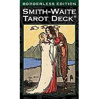 Waite, A: Smith-Waite Tarot Deck Borderless