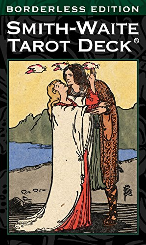 Waite, A: Smith-Waite Tarot Deck Borderless