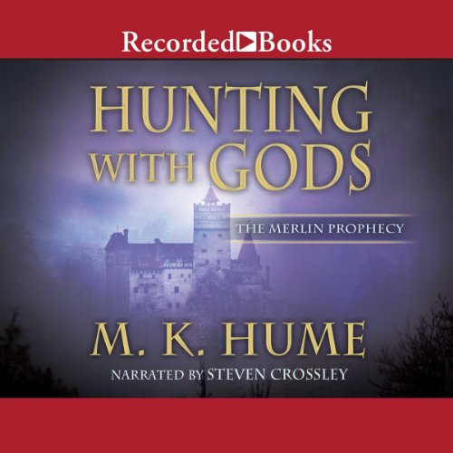Hunting with Gods audiobook cover art