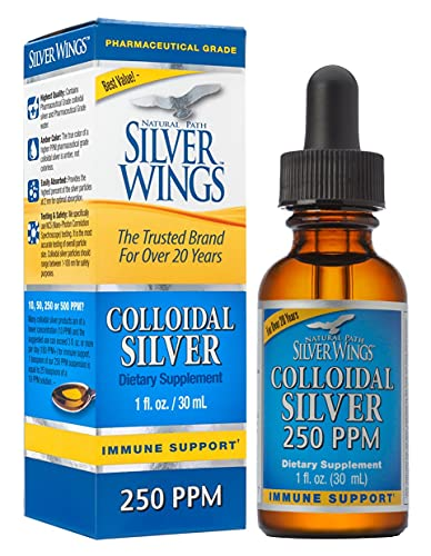 Top 10 best selling list for silver supplement for dogs