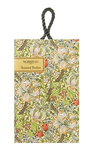 Morris Co. &26 g duftendes Schrankpapier von Heathcote Ivory Golden Lily &Duftsachet