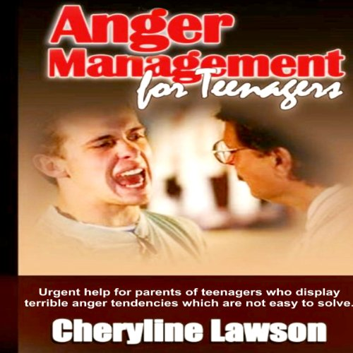 Anger Management for Teenagers cover art