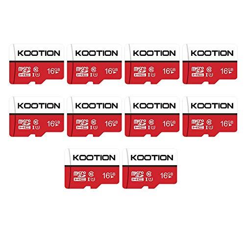 micro sd 16 gb precio fabricante KOOTION