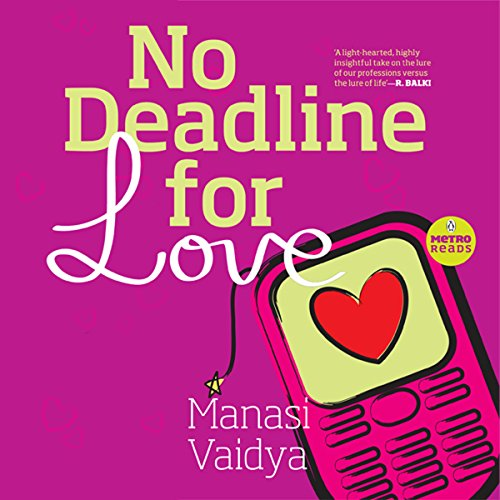 No Deadline for Love audiobook cover art