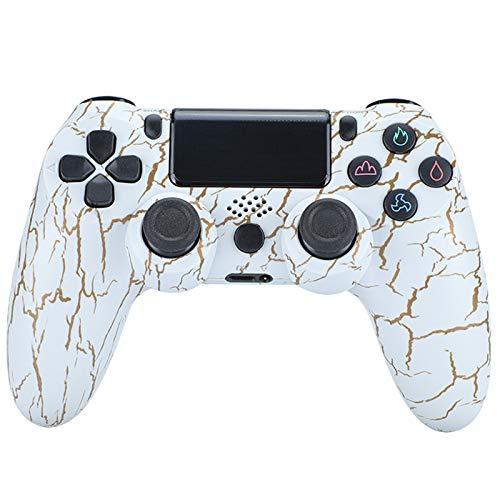 CNMLGB Playstation 4 Wireless Controller, Bluetooth Wireless-Joystick für PS4 Controller Fit Für Playstation Gamepad Für PS4 - Klassisch cool,F3