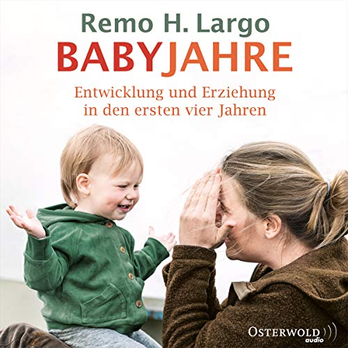 Babyjahre audiobook cover art