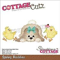 """CottageCutz Dies-Spring Buddies 1.3"""" To 2.8"""""""