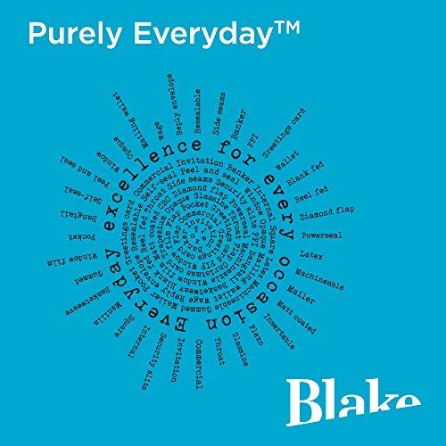 Blake Purely Everyday C4 324 x 229 mm 90gsm Self Seal Pocket Envelopes (FL2891) White - Pack of 250
