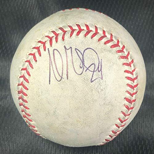 Andrew Miller signed baseball PSA/DNA St. Louis Cardinals autographed - Autographed Baseballs