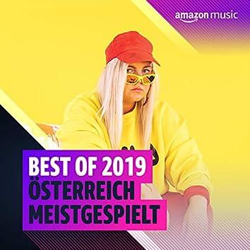 Best of 2019: Österreich Meistgespielt